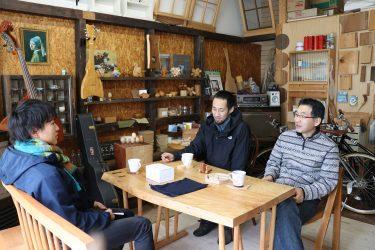 【Archives】木工職人インタビュー「生まれくるこどもたちへ。」