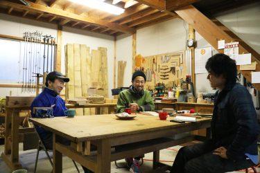 【Archives】同世代インタビュー「木工作家として生きる。」